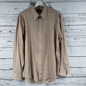 Christian Dior Monsieur Button Down Dress Shirt